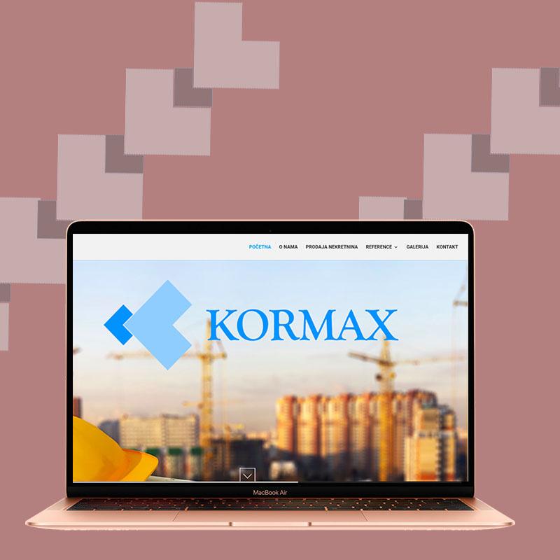 Kormax Portfolio image
